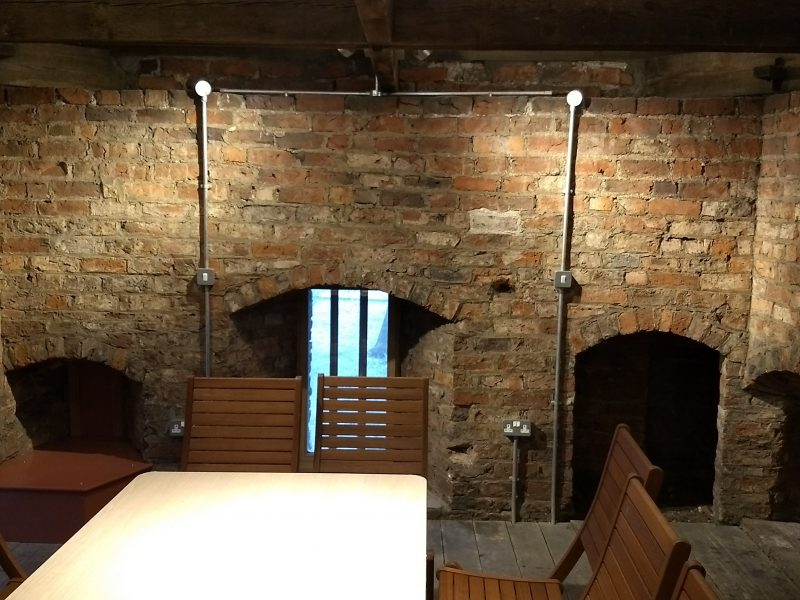 The Upstairs meeting room at the Red Tower